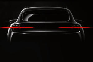 Lincoln's First EV Will Be Inspired By The Mustang