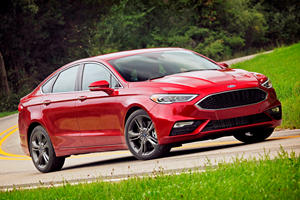 Ford Fusion Isn't Going Anywhere Just Yet