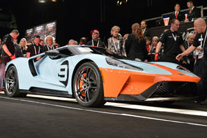 First 2019 Ford GT Heritage Edition Sells For BIG Money