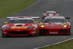 Drive Ferrari Le Mans Cars Around The World