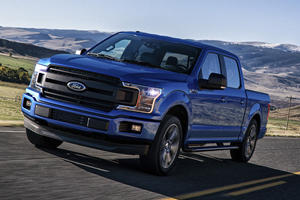 A Brief History Of The Ford Truck