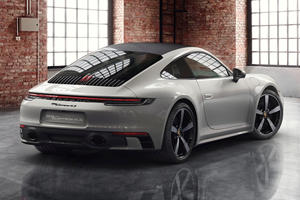 Porsche Exclusive Takes 992 911 To New Heights