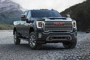 All-New 2020 GMC Sierra HD Arrives With Advanced Towing Tech