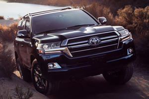 Heritage Edition Marks Six Decades Of Toyota Land Cruisers