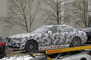 First Look At All-New Rolls-Royce Ghost