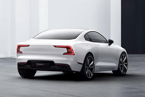 Play With Polestar's New Infotainment System On Your Phone