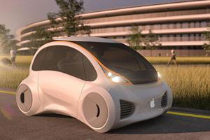 Apple's Autonomous Car Program Takes A Hit