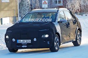 Hyundai Cooking Up A Third Kona Variant?