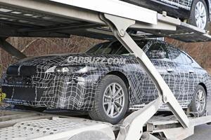 BMW i4 Prepares To Battle Tesla Model 3