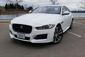 2019 Jaguar XE Test Drive Review: Last Of The Diesels