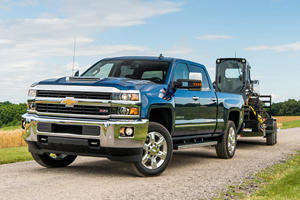 Chevrolet Slashes Price Of Silverado HD For Limited Time