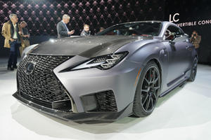 Lexus Is Only Getting Started With Track Editions