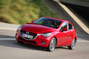 The Mazda2 May Be Coming To The United States