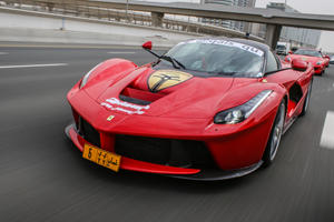 Ferrari LaFerrari Outsells Cadillac Escalade In UK