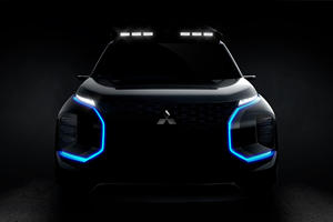 Mitsubishi Teases New Electric Concept