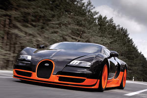 Bugatti Veyron Wheels And Tires Cost More Than Your Car