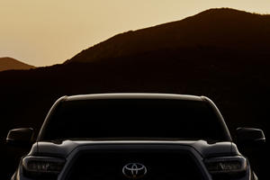 2020 Toyota Tacoma Set To Show Its New Face