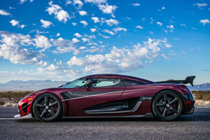 Koenigsegg Announces New Electric Venture