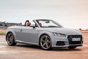 Audi TT 20th Anniversary Edition Is An Expensive Tribute