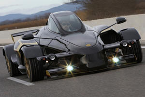 Spanish Supercar Maker Tramontana Opens First Dealership in Barcelona