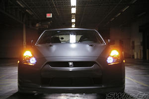 1,000HP Daily Driver: Nissan GT-R Ultimate Street Edition by Switzer