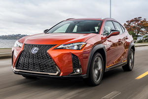 The Lexus NX Is Cheaper To Lease Than The Smaller UX