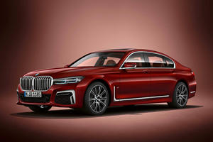 Individual Colors For BMW 7 Series Are A Bit Of A Letdown