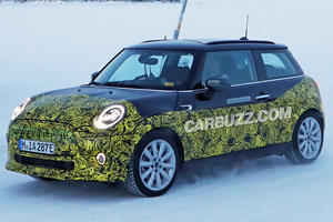 All-Electric Mini Moving Closer To Production