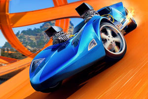 A Live-Action Hot Wheels Movie Is Really Happening