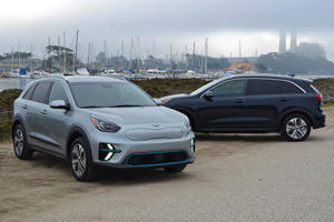 2019 Kia Niro EV First Drive Review: Starting The Affordable Electric Revolution