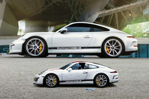Still Can't Afford A 911 R? Build One Yourself For $30