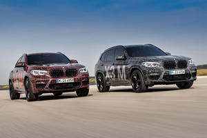 BMW X3 M And X4 M Coming Soon