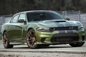 2020 Dodge Charger Models May Get Widebody Treatment