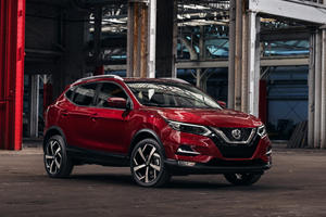 2020 Nissan Rogue Sport Arrives With Fresh Styling And Tech