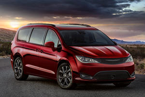 Special Edition Chrysler Pacifica And Dodge Grand Caravan Celebrate The Minivan