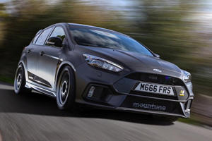 Ford Focus RS Gets 400-HP Upgrade Kit