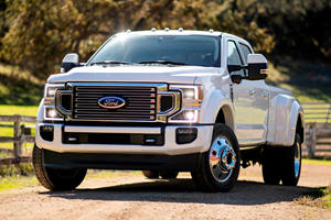 2020 Ford Super Duty Arrives With More Power And Fresh Styling