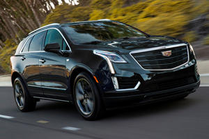 2019 Cadillac XT5 Gets A Sporty New Look