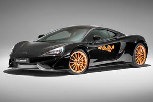 One McLaren 570GT Cabbeen Collection Built For America