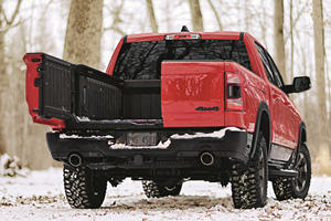 Ram Targets GMC Sierra With New Multifunction Tailgate