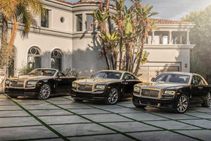 Special Edition Rolls-Royce Models Celebrate Year Of The Pig