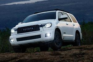 Say Hello To The 2020 Toyota Sequoia TRD Pro