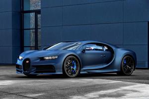 Limited Edition Bugatti Chiron Sport Marks 110 Years