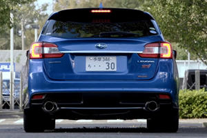 Subaru Creates Music Video Using Car Noises