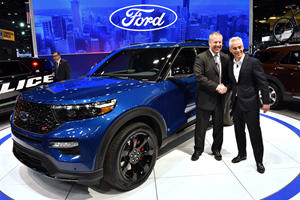 Ford Preparing SUV Onslaught With Huge Investment