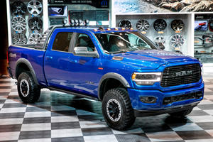 Mopar-Modified 2019 Ram Heavy Duty Stuns In Chicago