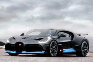 One-Off $18 Million Bugatti Hypercar Rumored For Geneva