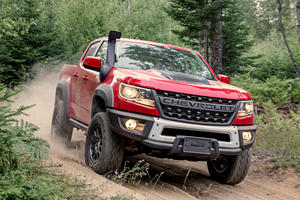 Chevrolet's Ultimate Off-Road Truck Sold Out For 2019