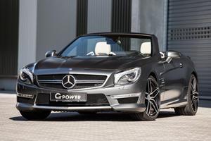 Mercedes-AMG SL63 Gets Massive Power Upgrade