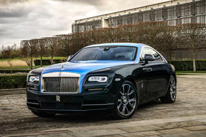 2018 Rolls-Royce Wraith Full Review